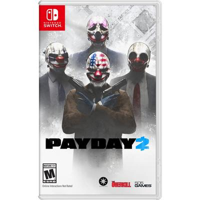 Payday 2 (Nintendo Switch) [USED]