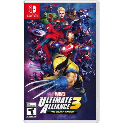 Marvel Ultimate Alliance 3 The (Nintendo Switch) [USED CO]