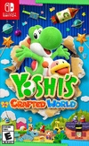 Yoshi's Crafted World (Nintendo Switch) [USED CO]