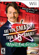 Are You Smarter Than a 5th Grad (Wii) [USED DO]