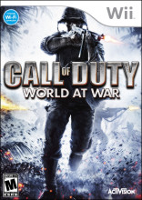 Call of Duty World at War (Wii) [USED DO]