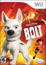 Disney's Bolt (Wii) [USED]
