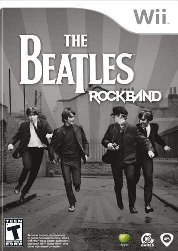 Beatles, The Rock Band (game only) (Wii) [USED]