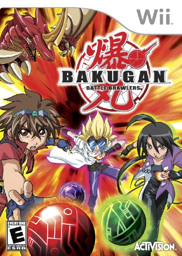 Bakugan Battle Brawlers (Wii) [USED]
