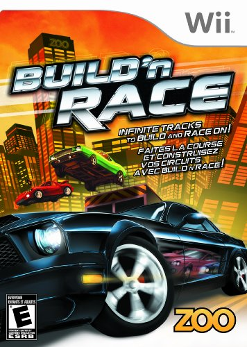 Build n Race (Wii) [USED]