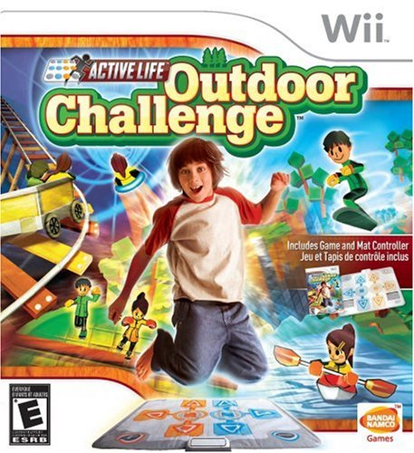 Active Life Outdoor Challenge (gam (Wii) [USED]