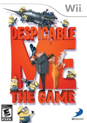 Despicable Me (Wii) [USED DO]