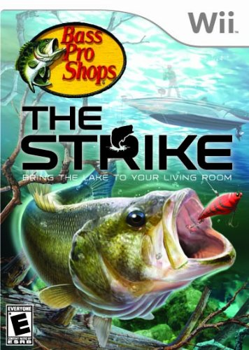 Bass Pro Shops The Strike (game on (Wii) [USED]