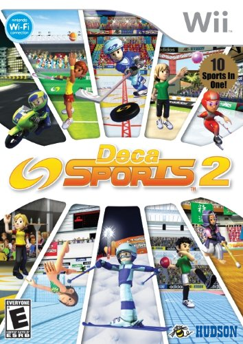 Deca Sports 2 (Wii) [USED DO]