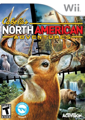 Cabela's North American Adventures (Wii) [USED]
