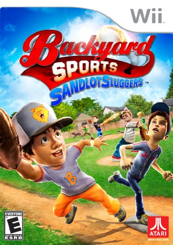 Backyard Sports Sandlot Slugger (Wii) [USED DO]