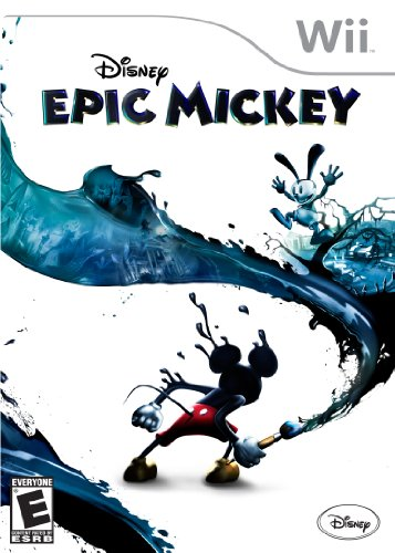 Disney Epic Mickey (Wii) [USED]