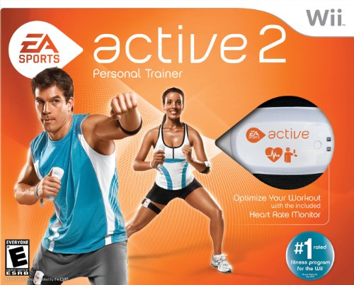 EA Sports Active 2 (game only) (Wii) [USED]