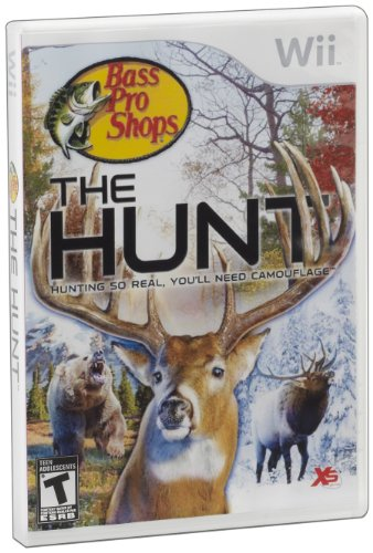Bass Pro Shops The Hunt (game only (Wii) [USED]