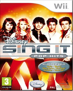 Disney Sing It Pop Hits (game o (Wii) [USED DO]