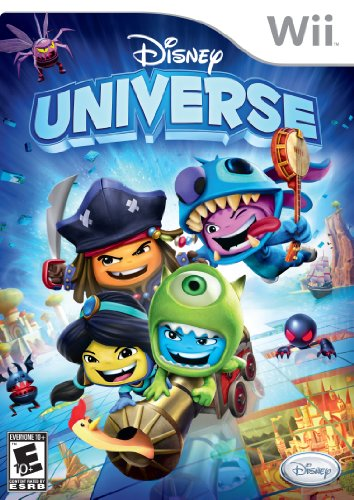 Disney Universe (Wii) [USED DO]