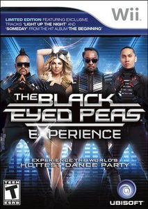 Black Eyed Peas Experience, The (Wii) [USED]