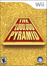 $1,000,000 Pyramid, The (Wii) [USED]