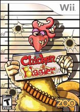 Chicken Blaster (game only) (Wii) [USED]