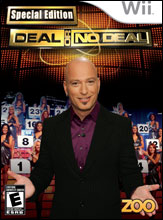 Deal or No Deal Special Edition (Wii) [USED]