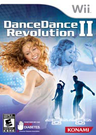 DanceDanceRevolution II (Wii) [USED]