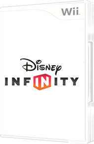 Disney Infinity (game only) (Wii) [USED]