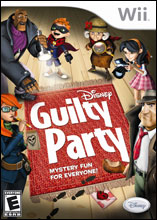 Disney Guilty Party (Wii) [USED]