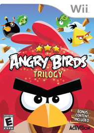 Angry Birds Trilogy (Wii) [USED]