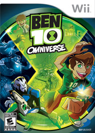 Ben 10 Omniverse (Wii) [USED]
