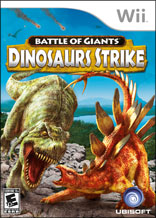 Battle of Giants Dinosaurs Stri (Wii) [USED DO]