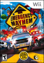Emergency Mayhem (Wii) [USED]
