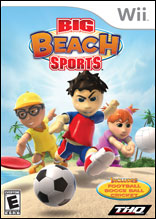 Big Beach Sports (Wii) [USED]