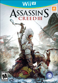 Assassin's Creed III (Wii U) [USED]