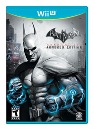 Batman Arkham City Armored Edition (Wii U) [USED]
