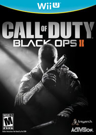 Call of Duty Black Ops II (Wii U) [USED]