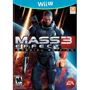 Mass Effect 3 Special Edition (Wii U) [USED]