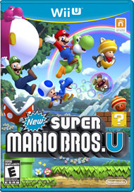New Super Mario Bros. U (Wii U) [USED]