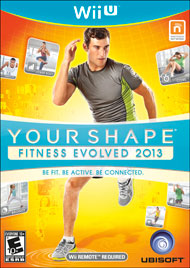 Your Shape Fitness Evolved 2013 (Wii U) [USED]