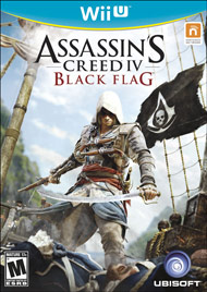 Assassin's Creed IV Black Flag (Wii U) [USED]