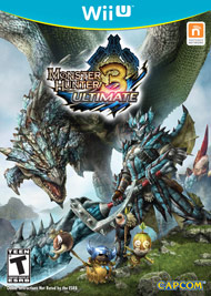 Monster Hunter 3 Ultimate (Wii U) [USED]