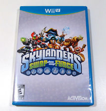 Skylanders Swap Force (game only) (Wii U) [USED]