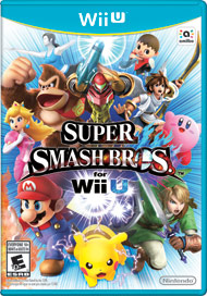 Super Smash Bros. for Wii U (Wii U) [USED DO]