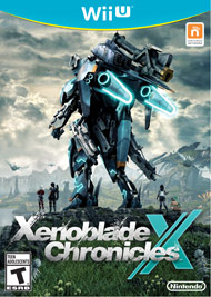 Xenoblade Chronicles X (Wii U) [USED]