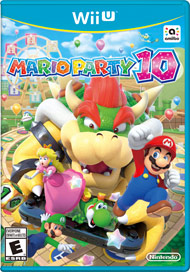 Mario Party 10 (Wii U) [USED DO]