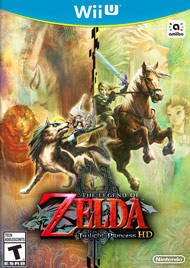 Legend of Zelda Twilight Princess (Wii U) [USED]