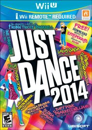 Just Dance 2014 (Wii U) [USED]