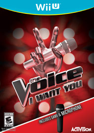 Voice, The I Want You (Wii U) [USED]