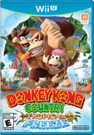 Donkey Kong Country Tropical Freez (Wii U) [USED]