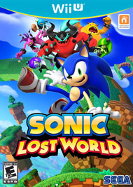 Sonic Lost World (Wii U) [USED]