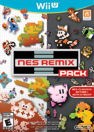 NES Remix Pack (Wii U) [USED DO]